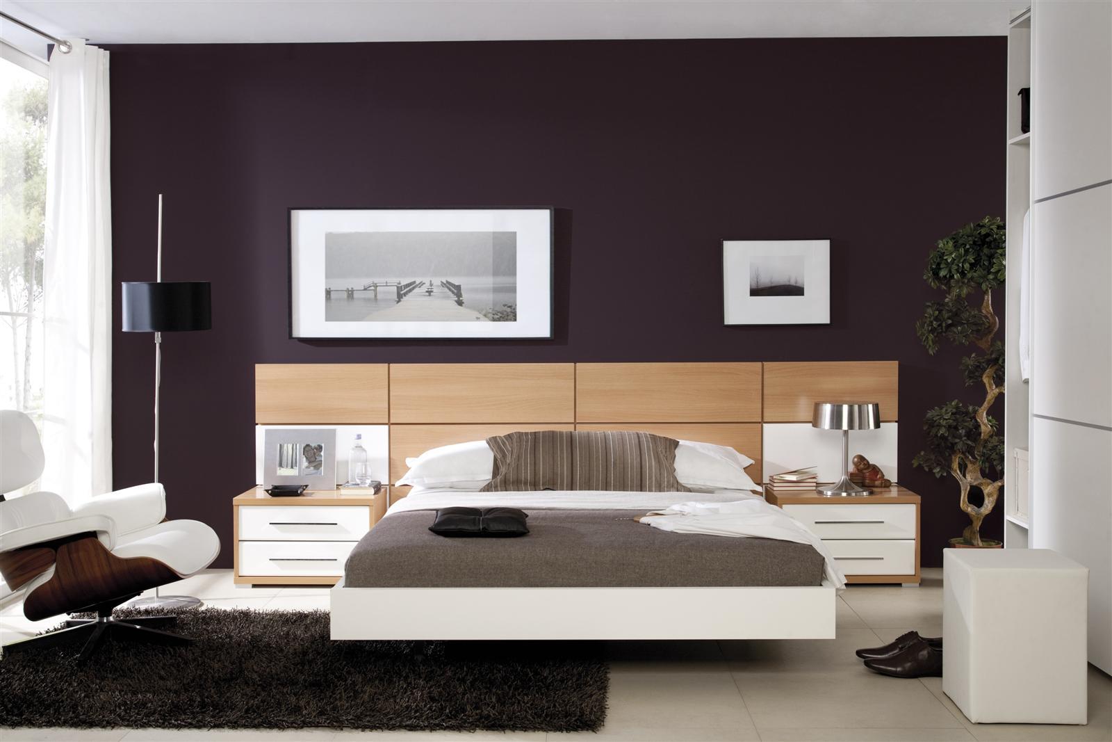 Dormitorio matrimonio moderno merino zaidin for Dormitorio matrimonio joven