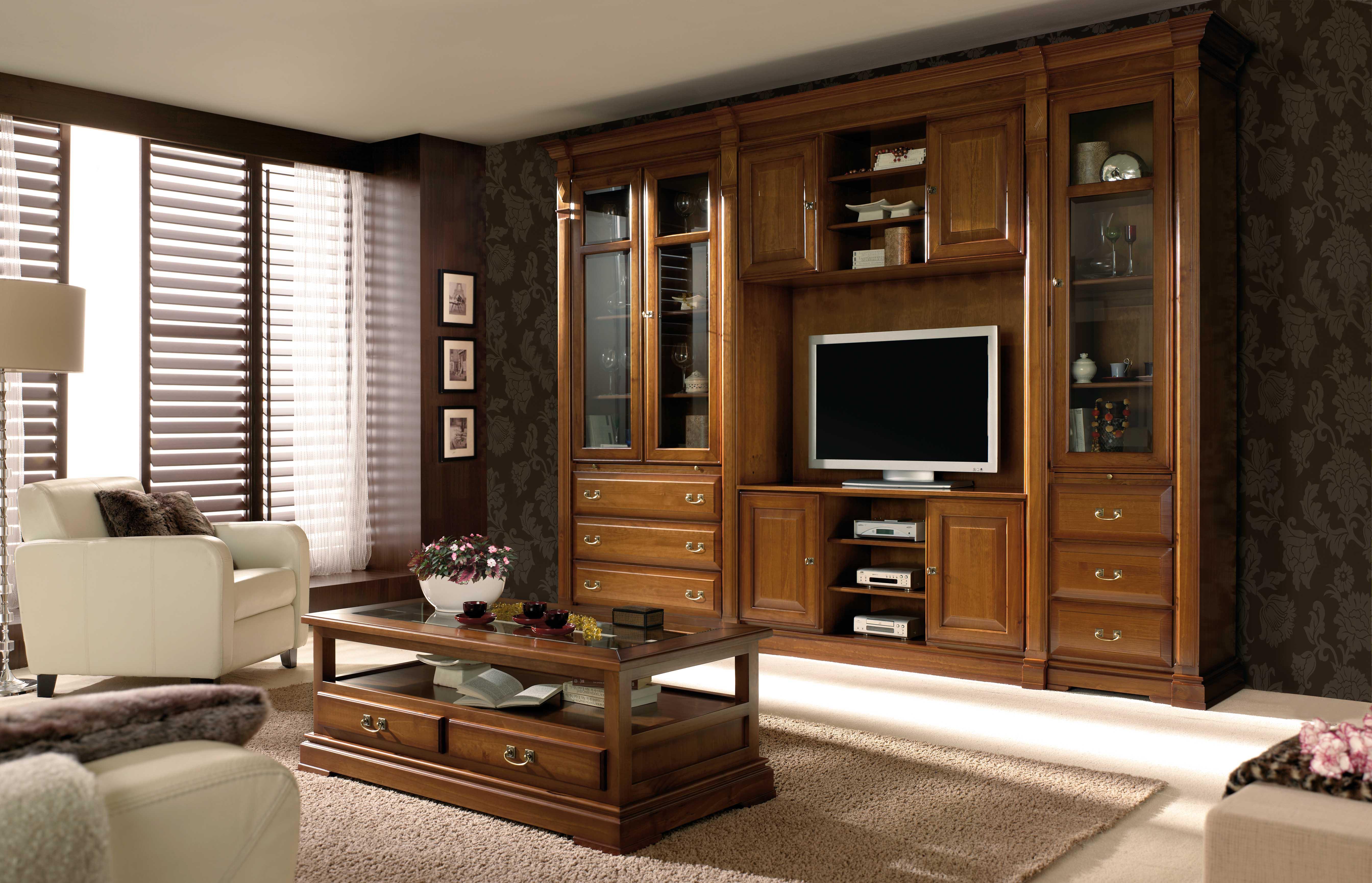 Salones de madera nuestra mundo en estilo esandinavo for Salones de madera modernos