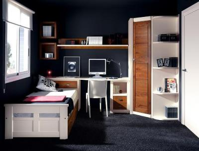 Dormitorio juvenil modular merino zaidin - Muebles jimenez viso catalogo ...