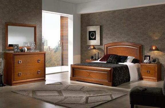 Dormitorio matrimonio clasico merino zaidin - Muebles para dormitorios de matrimonio ...