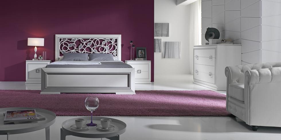 Dormitorios Matrimonio Rustico Moderno : Dormitorio matrimonio moderno merino zaidin