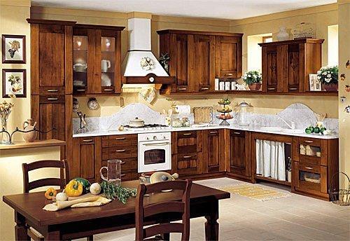 Cocinas de madera categorias de los productos merino for Cocinas granada precios