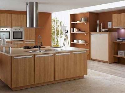 Modelo lisa merino zaidin for Modelos de muebles de cocina en madera